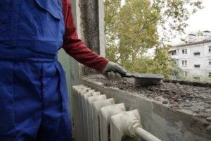 Удаление строительного мусора